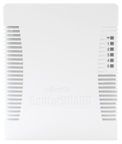 Cool Gadget - MikroTik RB751G-2HnD - 11n AP/Router - Eric Sloof