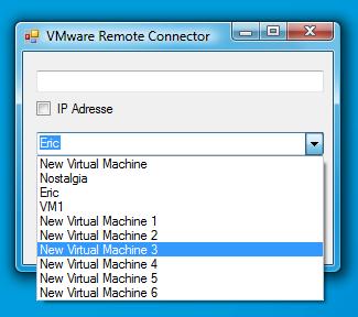 VMware Reomte Connector