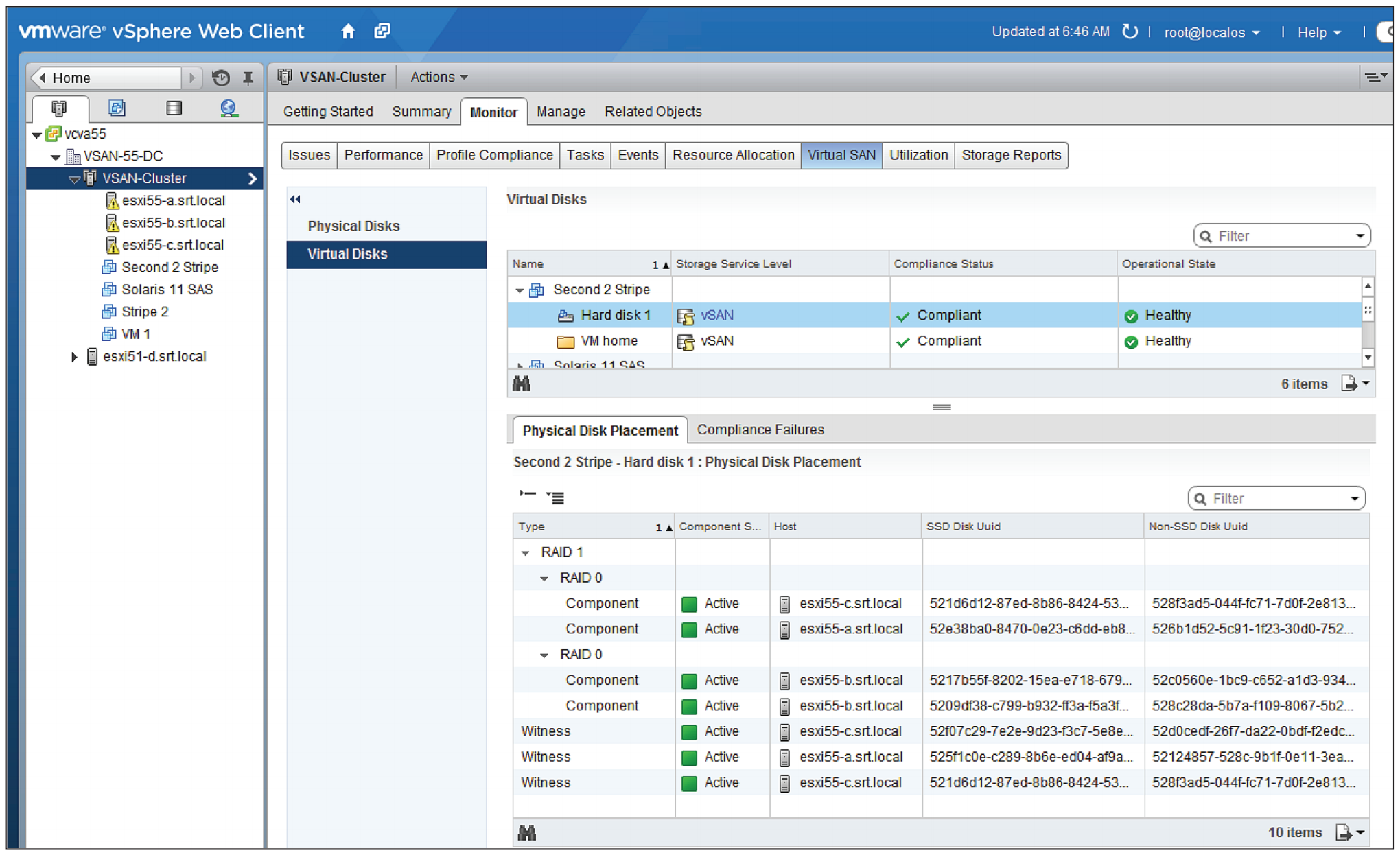 New Technical White Paper - What's New in VMware Virtual SAN (VSAN