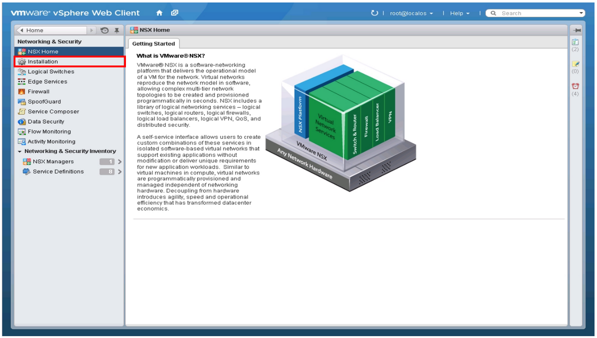 Vmware Nsx Product Walkthrough Eric Sloof Swith For Diagram October 2013