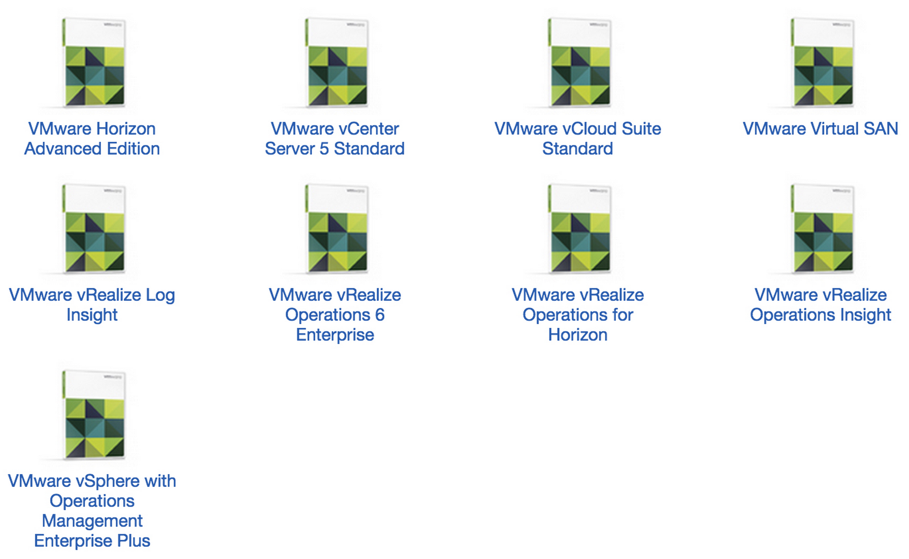 Get your 365-day License Keys for 9 VMware products - Eric