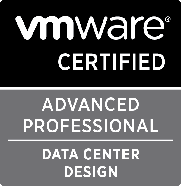 The New Official Vmware Technical Certification Logos And Names Are