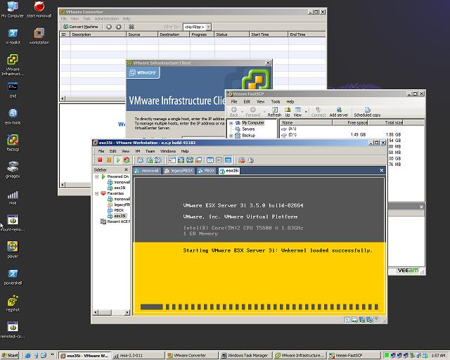 VMware-liveCD