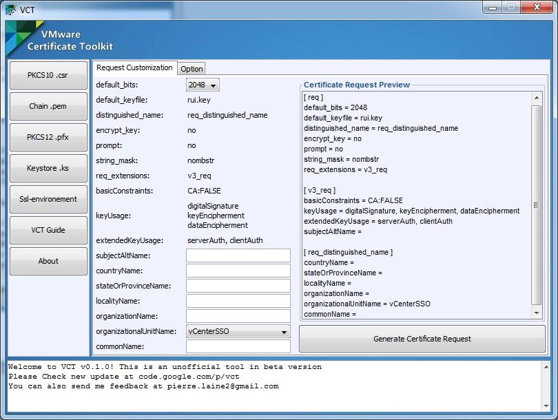 Cool Tool - VMware Certificate Toolkit - Eric Sloof - NTPRO NL